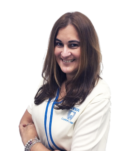 Doctora Paula en clinica dental fuenlabrada
